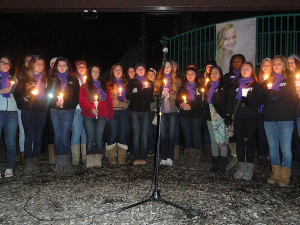 Candle Light Vigil – One Year Later