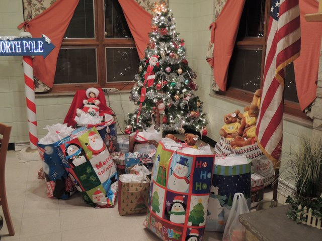 Holiday Giving