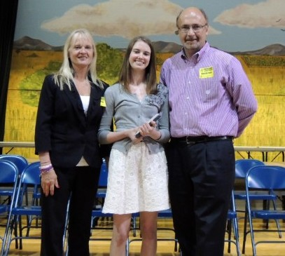 KJO Memorial Award – Highlands Middle School