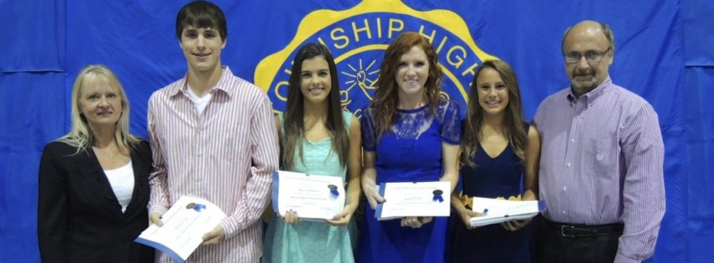 2013 LTHS Scholarship winners
