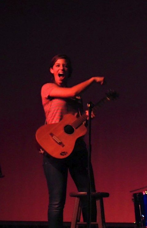 JOY – Kelli O'Laughlin Concert – 2013