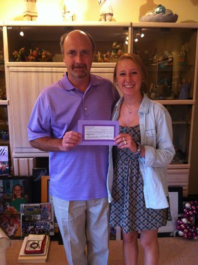 Choose Joy Bracelets raise $5000 for Scholarship Fund