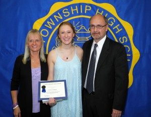 Victory Lampert - Kelli Joy O'Laughlin Memorial Special Recognition Award