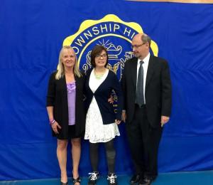 Liz Grabrek - Kelli Joy O'Laughlin Memorial Special Recognition Award