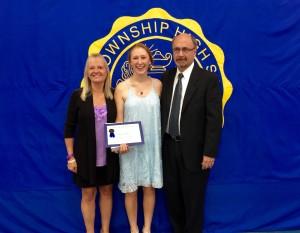 Victory Lampert - Kelli Joy O'Laughlin Memorial Special Recognition Award