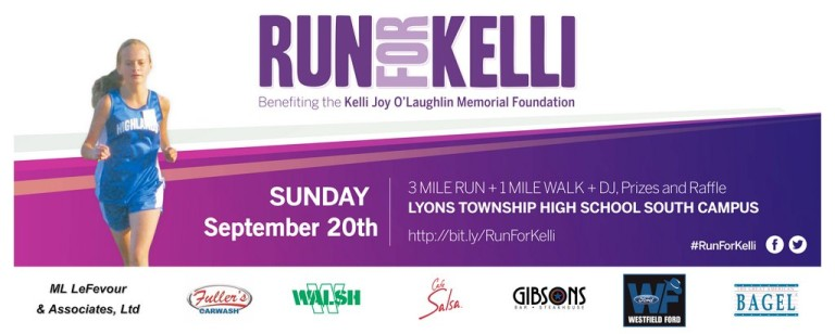 Run For Kelli 2015 Recap