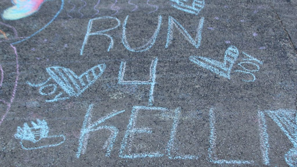 Run For Kelli Sept 18, 2016