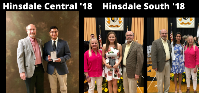 Hinsdale Central & South 18
