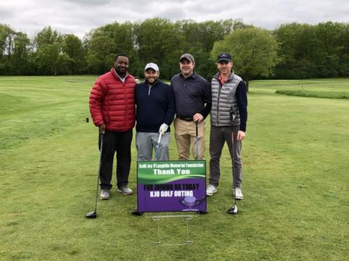 KJO Golf Outin 2019 - Out on the course